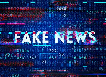 Fake news gaining momentum. Vladimir Pozner and Nik Gowing to discuss the problem of disinformation on the Internet at Cyber Polygon 2020